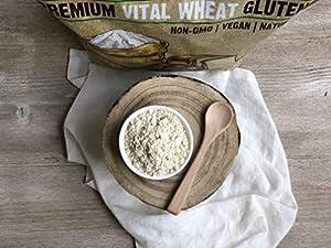 Anthony's Vital Wheat Gluten, 4 lb, High in Protein, Vegan, Non GMO, Keto Friendly, Low Carb #4