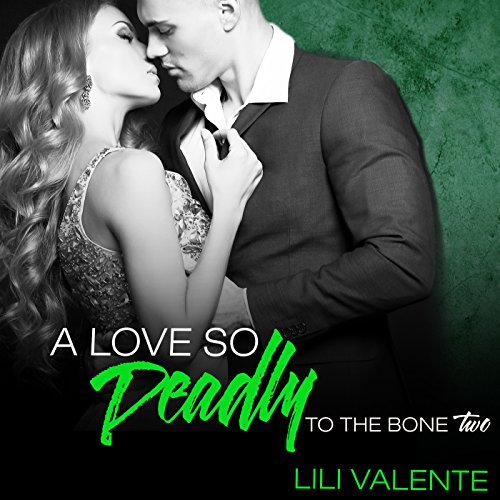 A Love So Deadly audiobook cover art