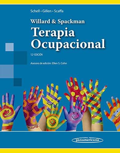 Willard & Spackman. Terapia Ocupacional 12ªed. ✅