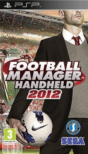 SEGA Football Manager 2012 PSP
