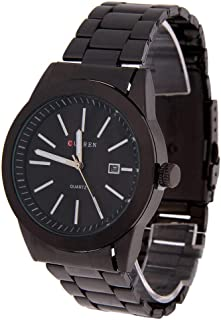 Curren Casual Watch For Men Analog Stainless Steel - M8091