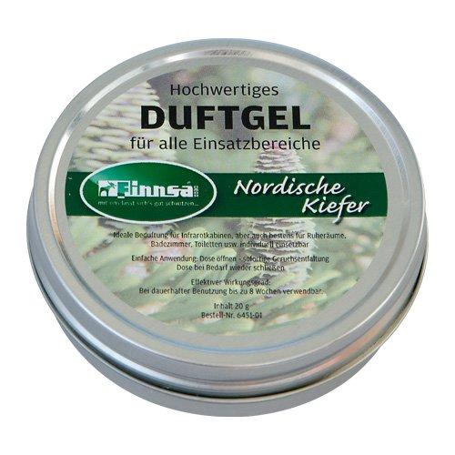 Finnsa Hochwertige Duftgeldosen 20 g, Nordische Kiefer
