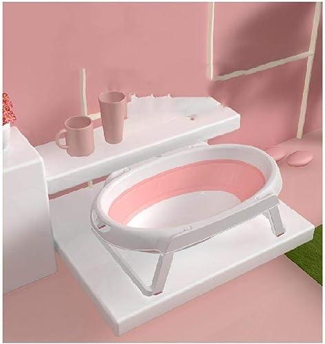 ordene ahora los precios más bajos Baño de de de Barril Plegable baño de Niños Barril Puede Sentarse baño de baño telescópico baño para bebés Multifuncional @ A1  promocionales de incentivo