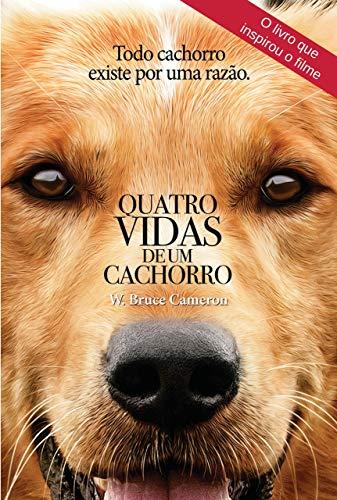 Quatro Vidas de Um Cachorro - Capa do Filme