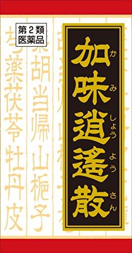 【第2類医薬品】加味逍遙散料エキス錠クラシエ 180錠