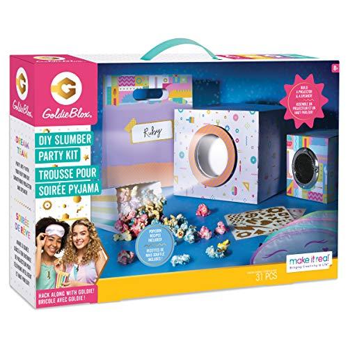 GoldieBlox DIY Slumber Party Kit