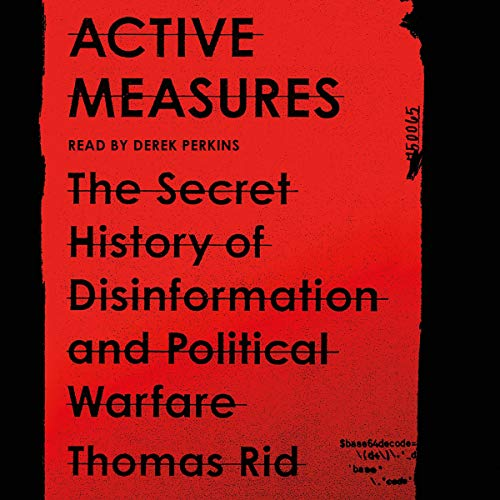 Active Measures cover art
