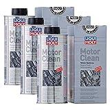 3 aditivos Liqui Moly 1019 para limpieza de motor de 500 ml.