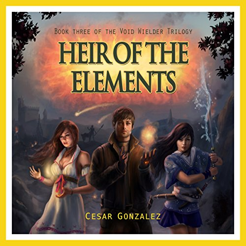 Heir of the Elements cover art