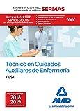 Técnico en Cuidados Auxiliares de Enfermería del Servicio de Salud de la Comunidad de Madrid. Test