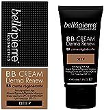 Bellapierre Cosmetics Derma Renew BB Cream, Color Deep - 40 ml