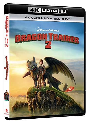 Dragon Trainer 2 4K (4K Uhd + Blu-Ray) (2 Dischi)
