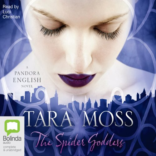 The Spider Goddess audiobook cover art