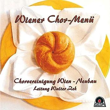 Wiener Chor - Menü