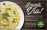 Risotto agli Asparagi- Piatto pronto in 2 minuti microonde o in padella - conservazione a ...