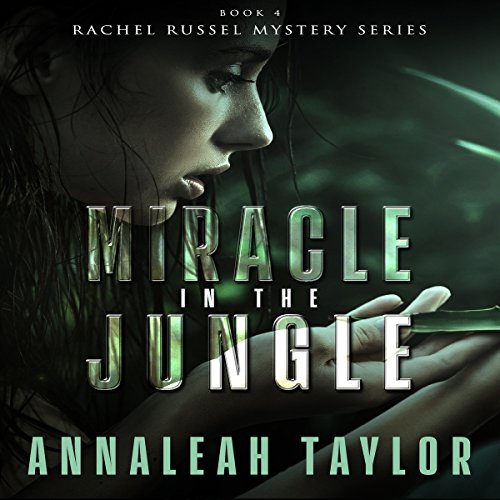 Miracle in the Jungle audiobook cover art