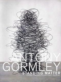 Antony Gormley Standing Matter