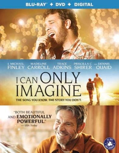 I CAN ONLY IMAGINE-I CAN ONLY IMAGINE