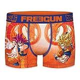 FREEGUN 14/16 Boxer Dragon Ball Z Talla, Unitario Infantil T197/1, Niños