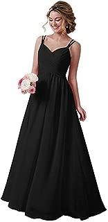 Best pleated chiffon prom dress Reviews