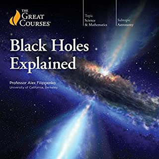Black Holes Explained cover art
