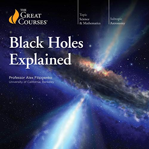 Black Holes Explained cover art