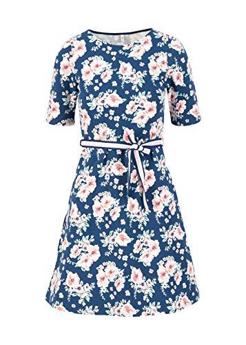 Blutsgeschwister Damen So Frei Kleid, bhumi Blossom, XS