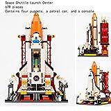 Rompecabezas Modelos de niño y niña Montaje de aeronaves Puzzles y la inserción de pasaje de Gran tamaño de Montaje de Aviones (Color : Launch Center)