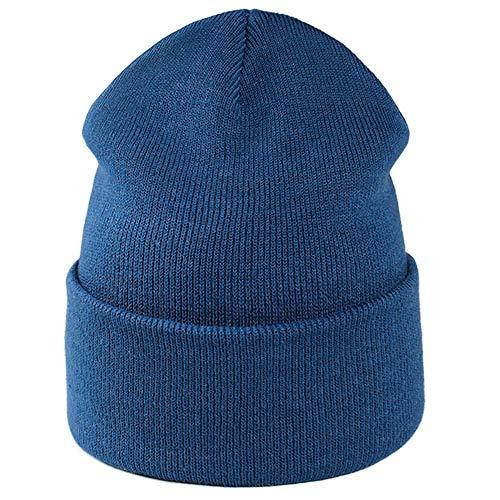 N/A Dames Winter Hoed Heren Gebreide Hoed Meisje Stocking Hoed Cap