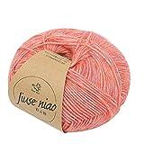 Colorido nube de algodón tejido a mano en lana gruesa de ganchillo DIY suéter línea bufanda para casa y jardín textiles 4 de julio Onsale