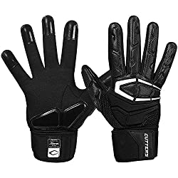 commercial Cutter lineman soft football glove.  Force 3.0 Extreme Grip Soccer Gloves, Flexible Lining … offensive line gloves