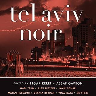 Tel Aviv Noir cover art