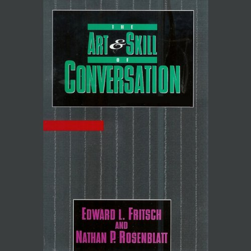 The Art & Skill of Conversation audiobook cover art