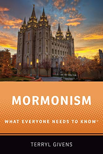 Mormonism: What Everyone Needs to Know G