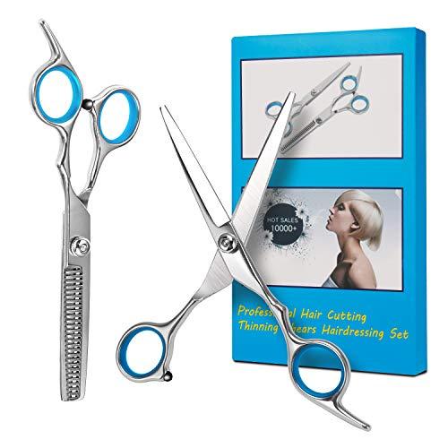 Bubuxy Hair Scissors, Premium hairdressing scissors, Professional Hair...