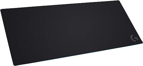 Logitech G840 Tapis de Souris Gamer XL, Pour Souris Gaming Filaire ou sans Fil, 400 x 900mm, Epaisseur 3mm, Surface O...