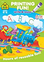 Manuscript Writing: K-2 Write and Reuse Workbook