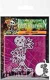 Find It Trading Yvonne Creations Die-Skeleton, Happy Halloween