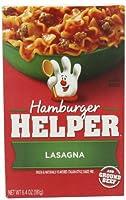 Hamburger Helper, Lasagna, 6.4-Ounce Boxes (Pack of 6) by Hamburger Helper