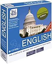 TeLL me More English Homeschool Version (4 levels from Complete Beginner to Advanced)