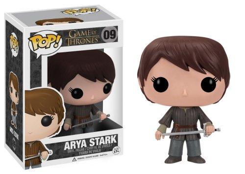 Funko POP Game of Thrones: Arya Stark Vinyl Figure by FunKo