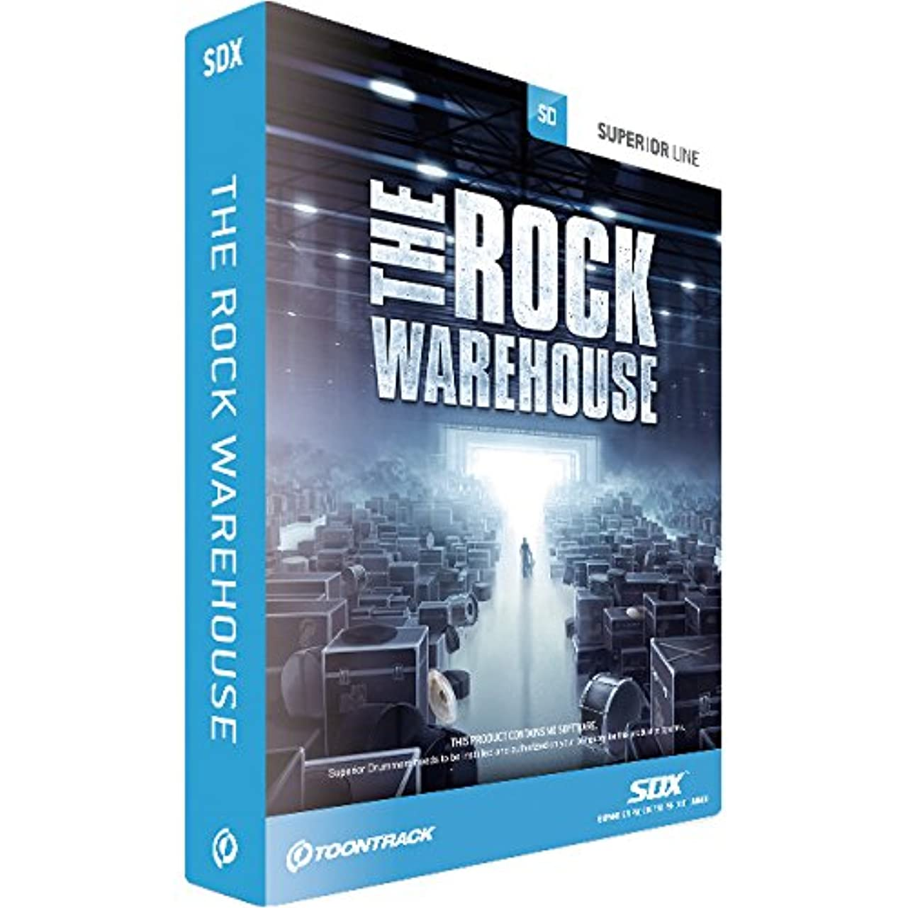 浜辺十一干し草SDX THE ROCK WAREHOUSE