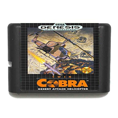 Aditi Twin Cobra 16 bit MD Game Card For Sega Mega Drive For Genesis