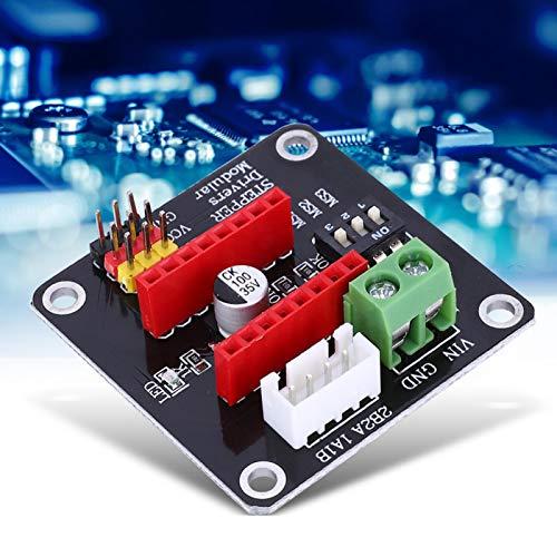 Oumefar Scheda Driver Motore 1pc 42 Stepper Control DRV8825 / A4988 Shield Board per apparecchiature Macchina Stampante 3D