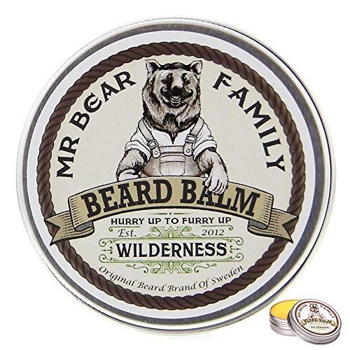 Mr. Bear Family Beard Balm Wilderness Abbildung 3