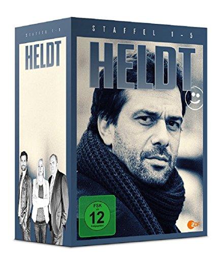 Staffel 1-5 (17 DVDs)