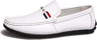 [AWOR] ローファー メンズ ビジネス カジュアル レトロ スリッポン モカシン 靴 職場 紳士靴 ブラックドライビングシューズ 超軽量 大きいサイズ シューズ ファッション オシャレ スタイリッシュ