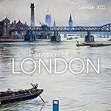Museum of London: Paintings of London Wall Calendar 2022 (Art Calendar)