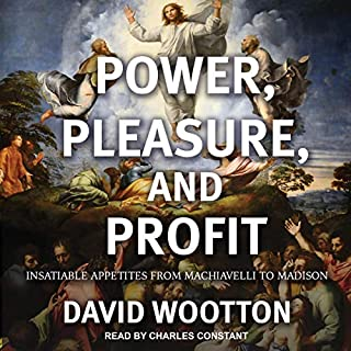 Power, Pleasure, and Profit audiobook cover art