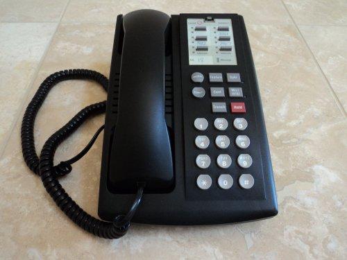 Avaya Partner 6 Phone Black -  AT&T - Avaya - Lucent, 7311H-12D